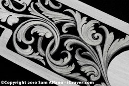Sculpted Steel Floorplate