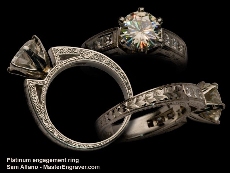 Sam Alfano Ring