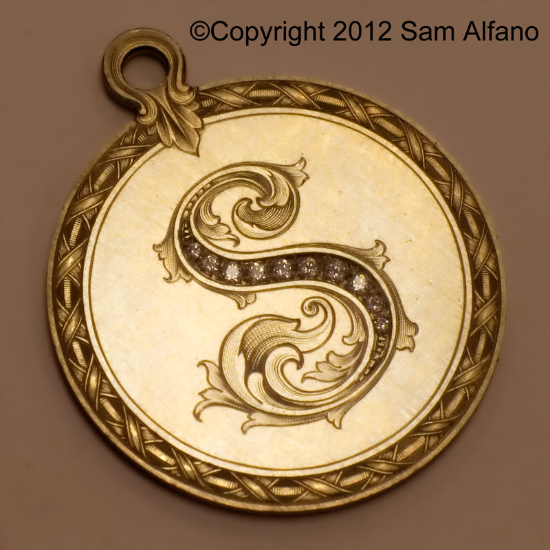 sam alfano engraver jewelry engraving